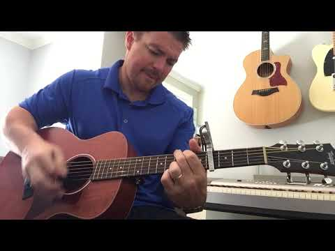All The Pretty Girls | Kenny Chesney | Beginner Guitar Lesson