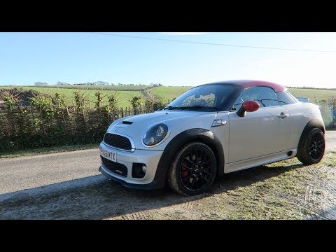 The Turbo Coupe B Roader I Should 2017 Mini Jcw Review
