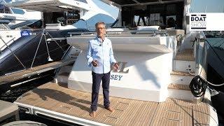 [ENG] NEW MOTOR BOATS AT GENOA BOAT SHOW 2018- The Boat Show