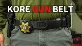 Kore Essentials 2 0 Tactical Gunbelt Review Now Even Better Youtube 10% discount on sitewide   koreessentials.com at kore essentials. kore essentials 2 0 tactical gunbelt