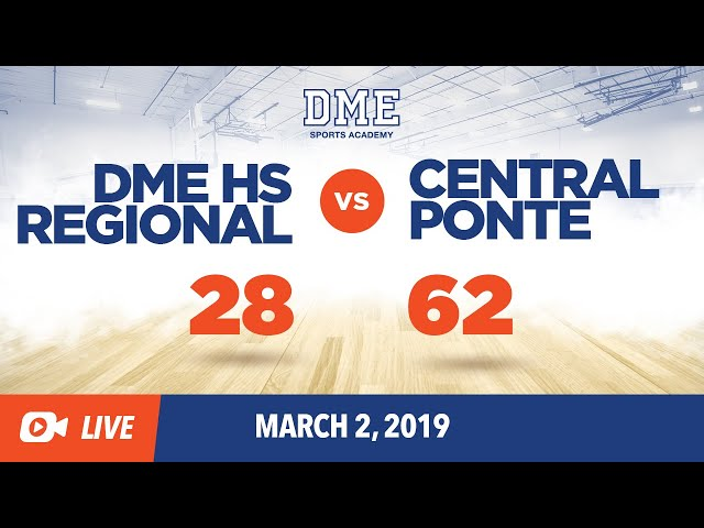 DME vs. Central Pointe (SIAA Regional Championship)