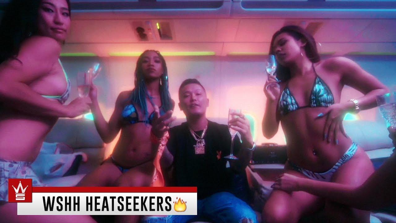 Fly boy ASh - OMW (Official Music Video - WSHH Heatseekers)