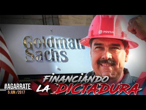 ¡TUBAZO! DETALLES DEL SAQUEO A VENEZUELA   PARTE 4   GOLDMAN SACHS   AGÁRRATE   FACTORES DE PODER