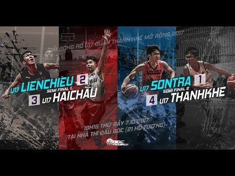 Semifinals Game 1 | Lien Chieu vs Hai Chau