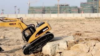 Nowe maszyny budowlane zabawki rc