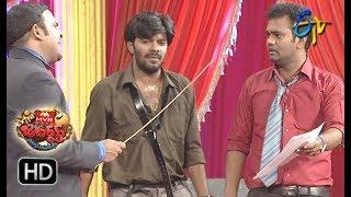 Sudigaali Sudheer Performance | Extra Jabardasth | 1st June 2018 | ETV Telugu
