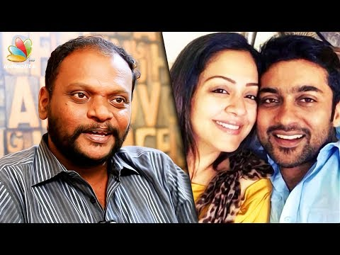 Every director should work with Surya ONCE at least : Bramma Interview | Magalir Mattum, Jyothika