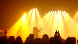 Immortal - The Hordes To War live @ Kings Of Black Metal 2010