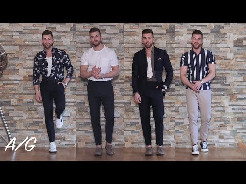 MENS TRY ON HAUL | HOW TO STYLE  A CASUAL SUIT