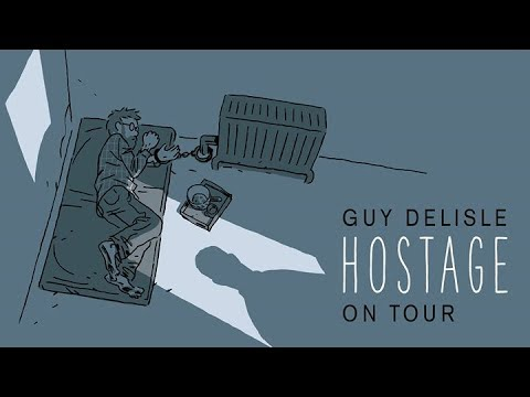 Guy Delisle discusses his book 'Hostage'