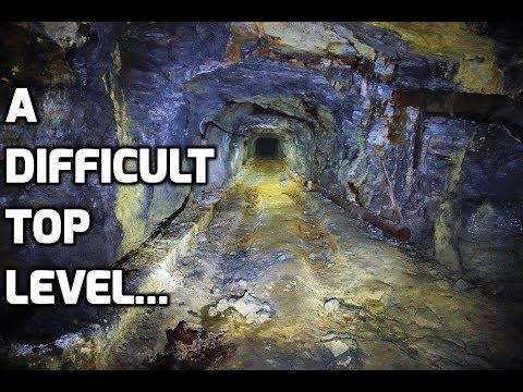 Exploring Italy's Monte Arsiccio Mine: Part 3 – Into The (Sketchy) Upper Adit