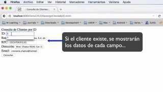 Aplicación CRUD Netbeans+JSF+Hibernate (parte 2)