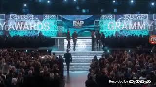 Drakes speech gets cut off? Grammys 2019!