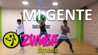"""MI GENTE"" - J Balvin, Willy William 