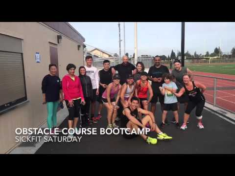 Obstacle Course Bootcamp