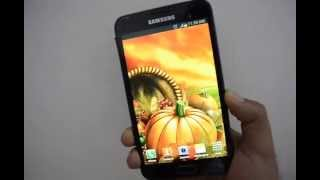 Happy Thanksgiving Day Magic Live Wallpaper 2014