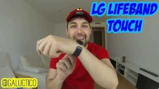 lg lifeband touch anlisis en espaol lo bueno y lo malo