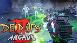 "Black Ops 3 ""DEAD OPS ARCADE 2"" Zombies GAMEPLAY - LIVE w/ Dalek! (Black Ops 3 Zombies)"