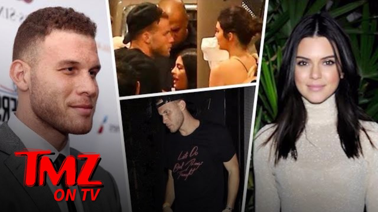 kendall jenner dating blake griffin