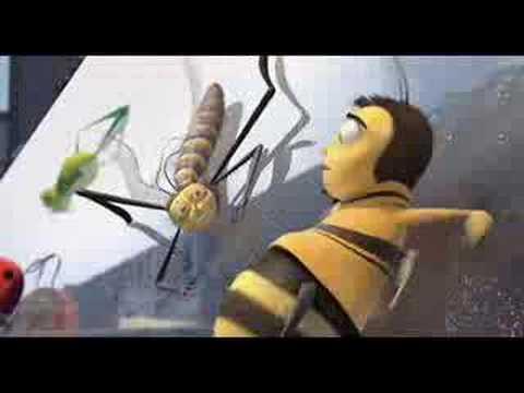 Bee Movie Drôle d'Abeille - bande annonce 4 VF