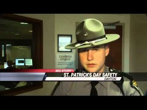 OVI Checkpoints And OSP Out This St. Patrick's Day