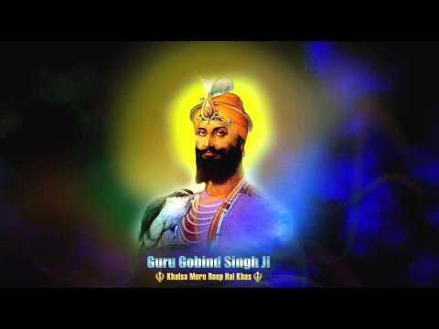 Punjabi Devotional Song   Chare Pase Sukh Hon Kite Vi Na Dukh Hon Aanvi Baba Nanka