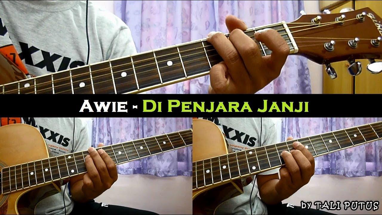 Awie Di Penjara Janji Music Video Mp3 MB