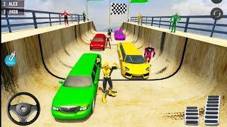 Mega Ramp Car Stunt Driving Games - Car Racing Games screenshot 4