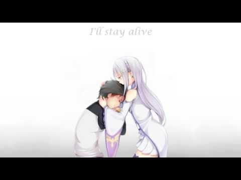 "【Glace】""Stay Alive"" - Re:Zero ED 2 (English Cover)"