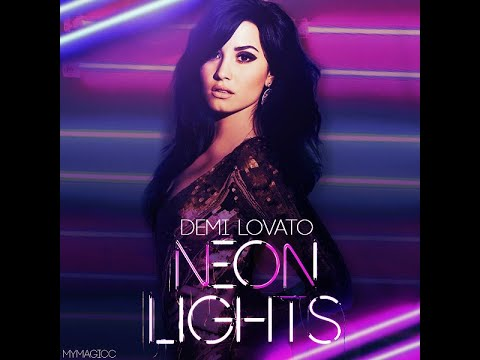 Demi Lovato | Neon Lights (Piano Remix) | Cover by nicki-krystine
