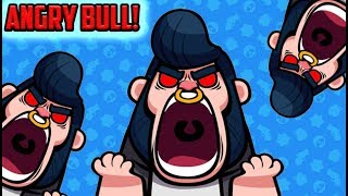 NEW BRAWL STARS BEGINNER BULL GUIDE!! Gameplay Commentary (Brawl Stars Tips u0026 Tricks)