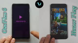 OnePlus 6 vs Honor Play Speed test/Comparison/Snapdragon 845 vs Kirin 970