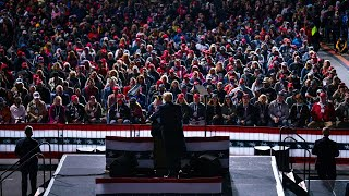 Trump hits out at 'corrupt Obama-Biden administration, Hunter's Ukraine dealings, lamestream media'