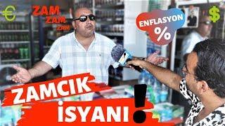 ZAM ve Enflasyon HAKKINDA Vatandaşın Görüşleri...