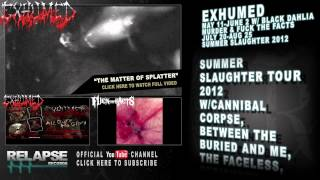 Exhumed – 2012 North American Tour Teaser