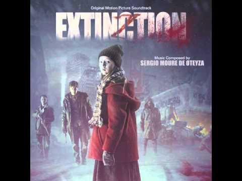 Extinction (Original Motion Picture Soundtrack) - Sergio Moure de Oteyza