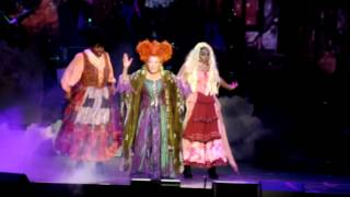 Bette Midler Divine Intervention Concert Phoenix AZ 2015 - I Put A Spell On You