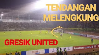 Video Gol Pertandingan Persegres Gresik United vs Perseru Serui