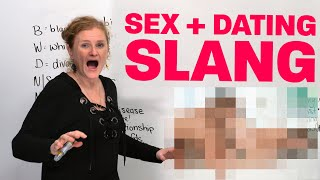 INTERNET DATING SLANG: hook up, sexting, Netflix & chill...