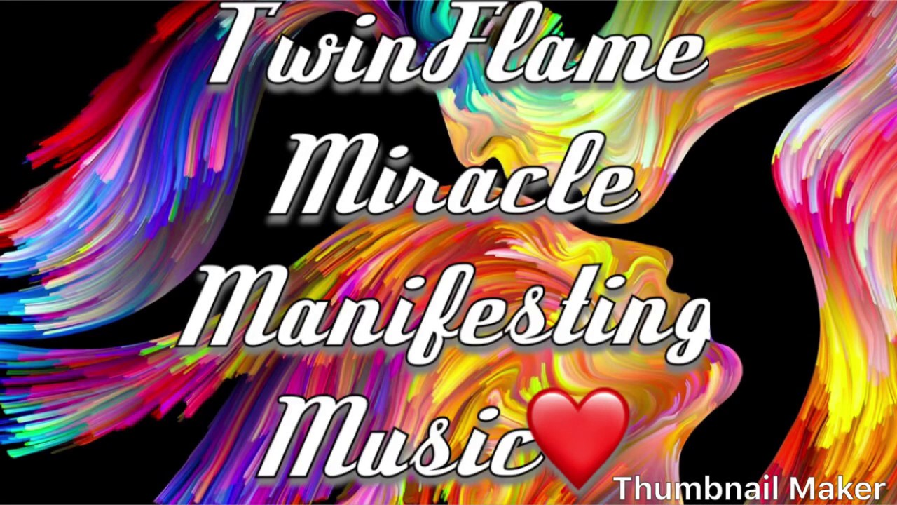 Twin flame Miracle Manifesting Music 🔥