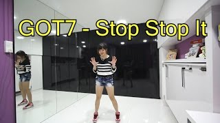 GOT7 - Stop Stop It (하지하지마) Dance Cover