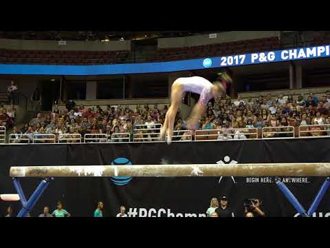 Ragan Smith - Balance Beam - 2017 P&G Championships - Senior Women - Day 2