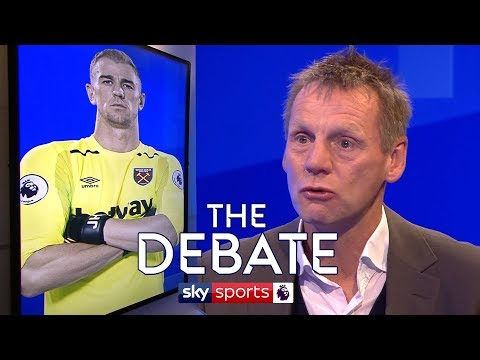 Is Joe Hart England's best goalkeeper? | Tim Sherwood & Stuart Pearce | The Debate