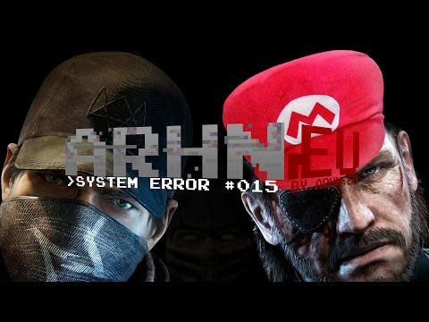 System Error - #015: Stary, ale jary