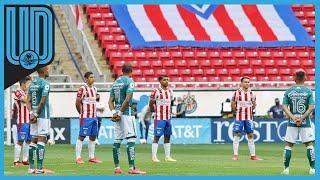Chivas y León cumplirán 30 partidos en su historial en torneos cortos, pero esta será su primera vez en una liguilla