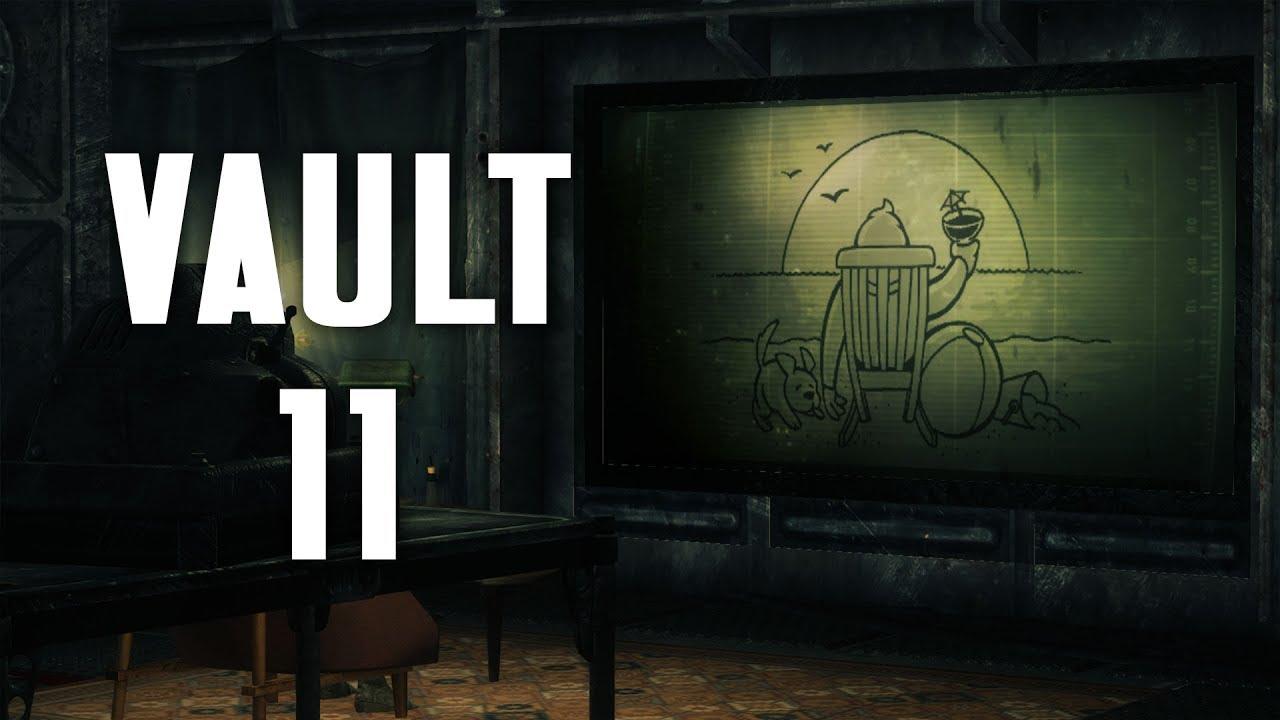 Fallout new vegas vault youtube