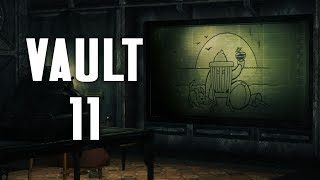 The Full Story of Vault 11 - Vault-Tec s Most Atrocious Experiment - Fallout New Vegas Lore