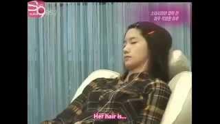 May 07 2014 SNSD Yoona Sleeping Funny Moment