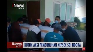 INews NTT - Perindo Nagekeo Kutuk Keras Aksi Penikaman Terhadap Kepala Sekolah SDI Ndora