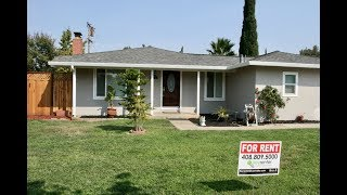 San Jose  Cambrian  Home For Rent - 3 Bed 2 Bath - By Property Management In San Jose Ca
